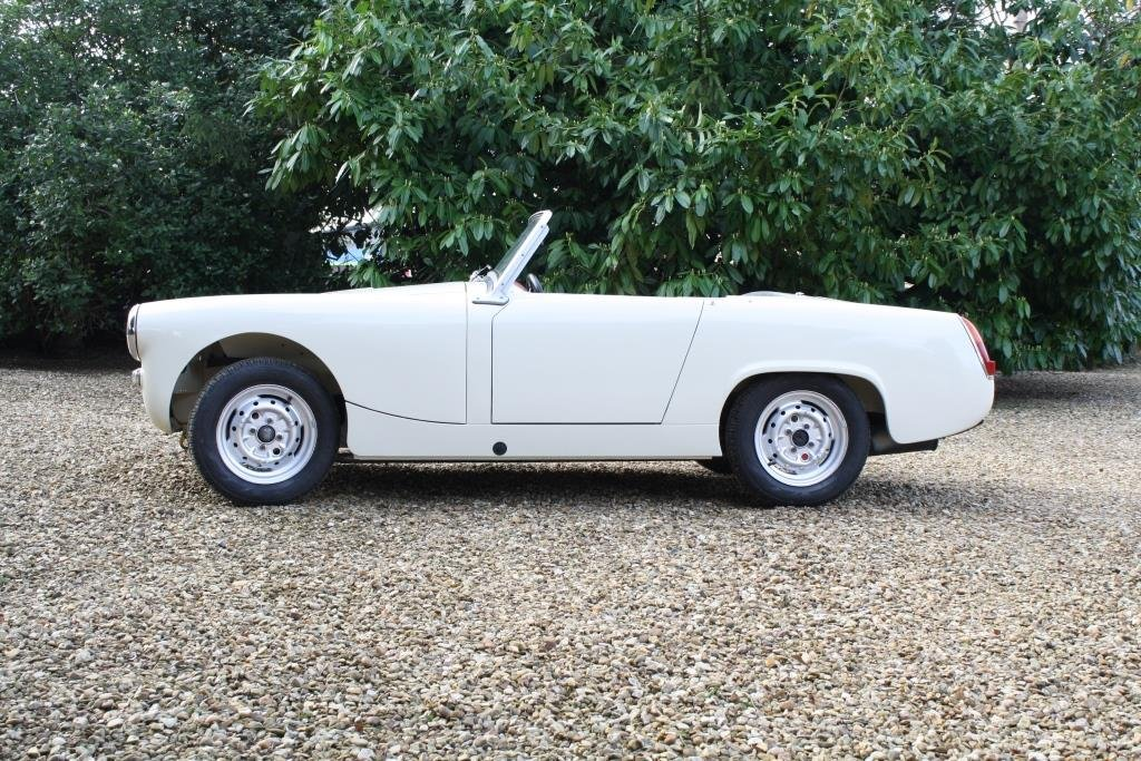 MG Midget (1961) For Sale (picture 3 of 6)