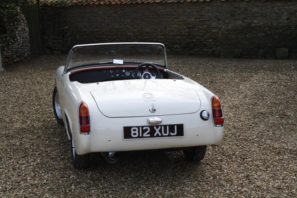 MG Midget (1961) For Sale (picture 4 of 6)
