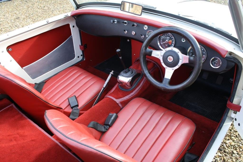 MG Midget (1961) For Sale (picture 6 of 6)