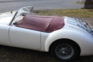 1958 MGA Roadster 1500 = clean Ivory(~)Red driver $42.5k For Sale (picture 3 of 6)