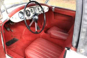 1958 MGA Roadster 1500 = clean Ivory(~)Red driver $42.5k For Sale (picture 4 of 6)