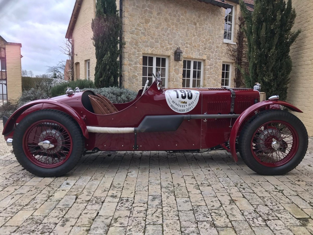 1934 MG Q type special SOLD (picture 1 of 6)
