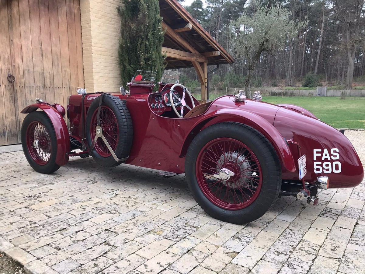 1934 MG Q type special SOLD (picture 2 of 6)
