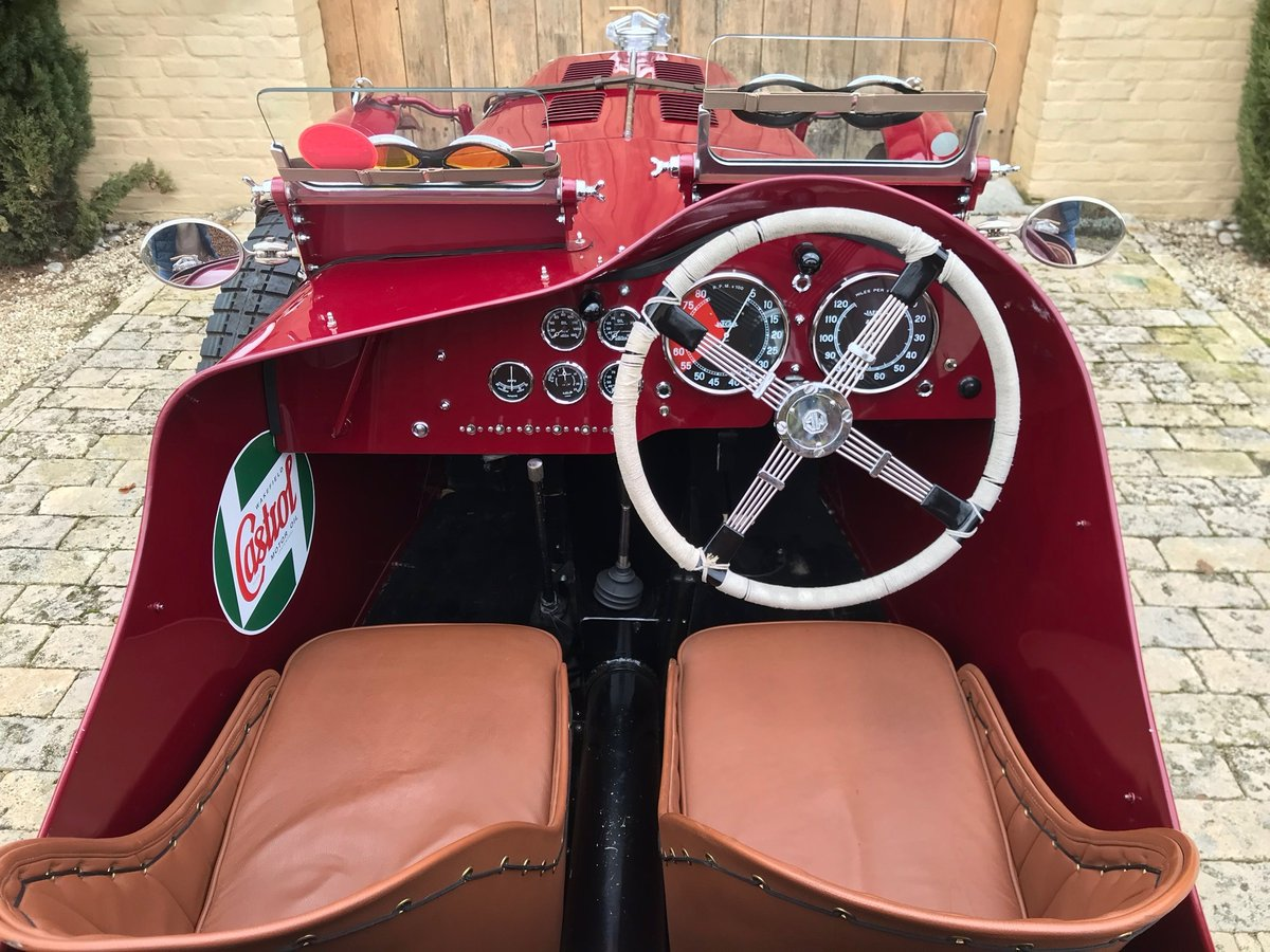 1934 MG Q type special SOLD (picture 3 of 6)