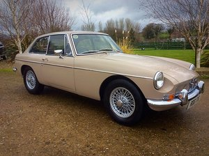 1969 MGBGT 1.8 MAN O/D 3 OWNERS SUPERB GENUINE CAR PX ? SOLD