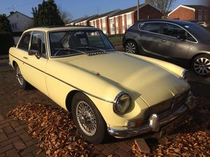 1969 MGB GT..A much loved and looked after example For Sale