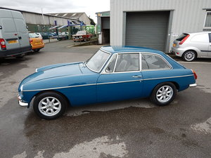 Picture of 1972 MGB GT ~ Overdrive ~ Leather ~  SOLD