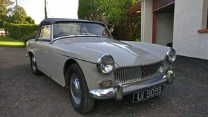 1962 MG Midget Mk1 For Sale