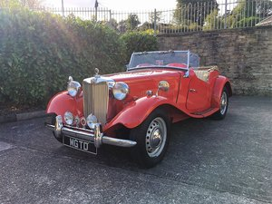 MG TD Sport - 1952 For Sale