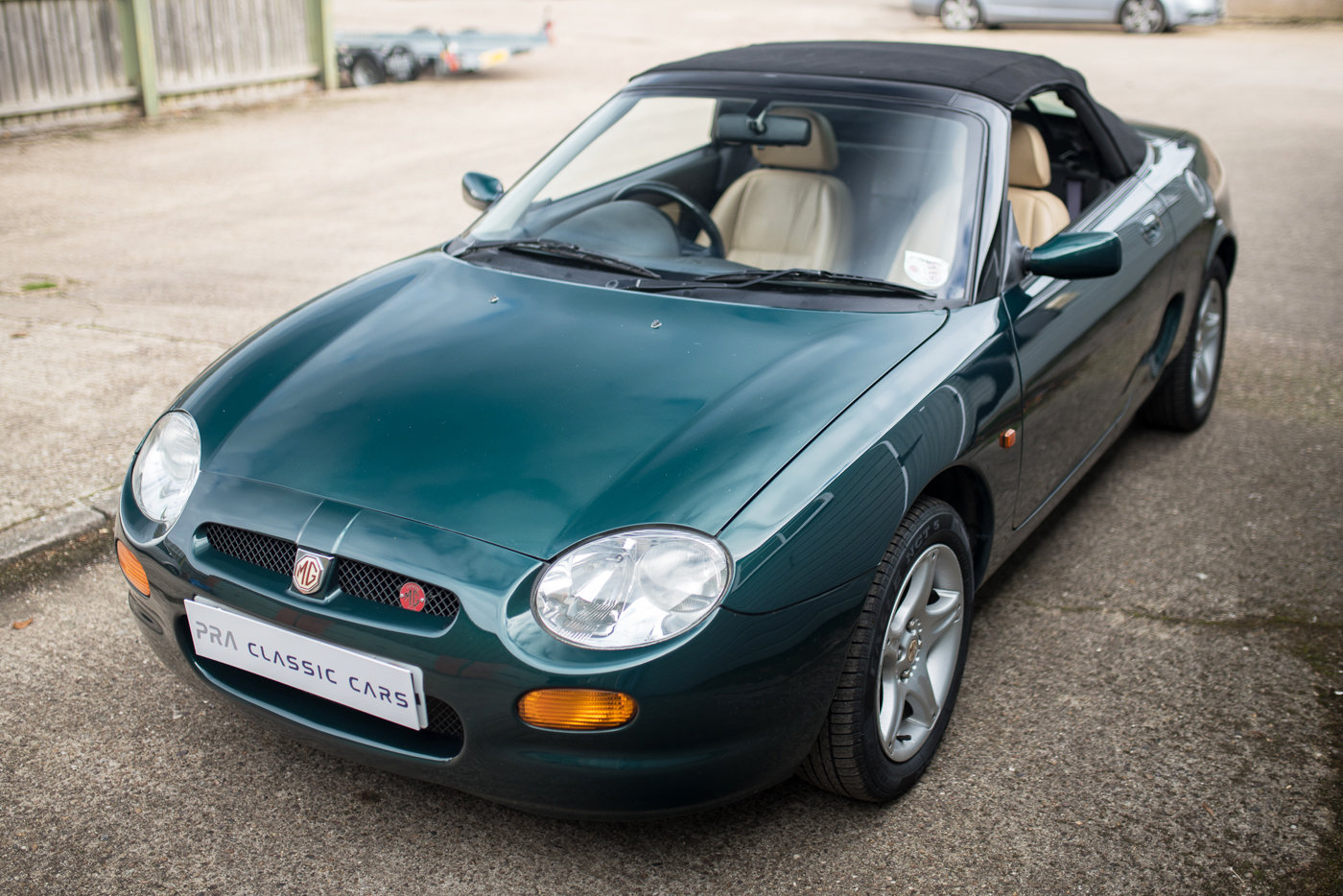 1996 MGF VVC 1800. 28900 miles SOLD (picture 6 of 6)
