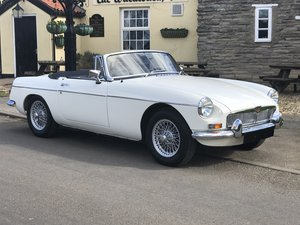 Mgb Roadster-1963 Pull Handle -immaculate- For Sale
