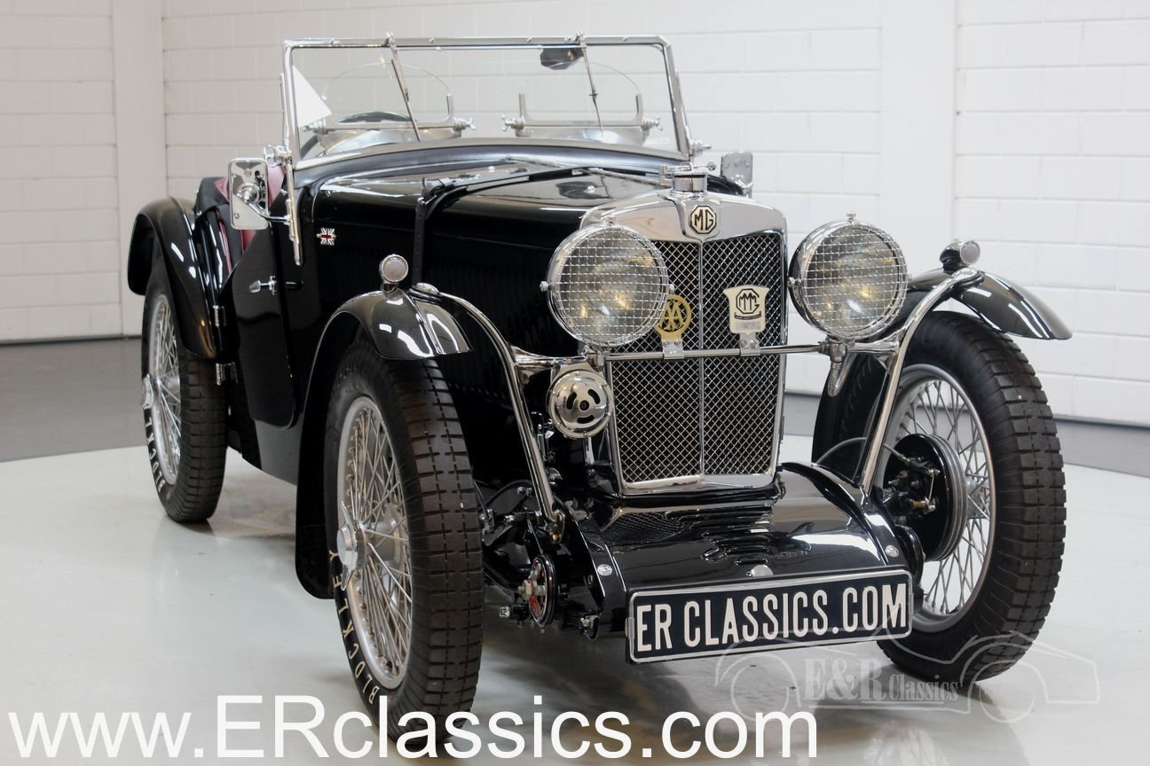 MG J2 Midget 1933 Body-off restored For Sale (picture 1 of 6)