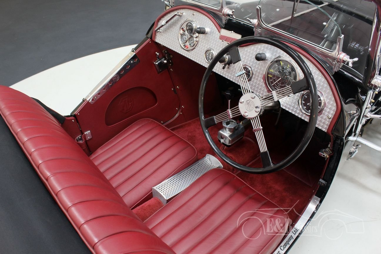 MG J2 Midget 1933 Body-off restored For Sale (picture 3 of 6)
