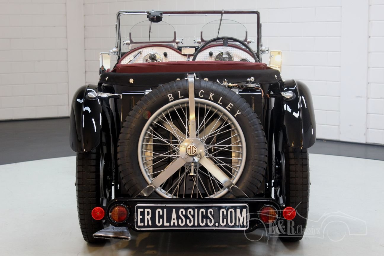 MG J2 Midget 1933 Body-off restored For Sale (picture 5 of 6)