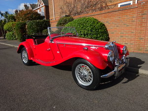 MG TF 1500cc 1955 Original UK RHD example SOLD