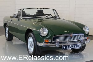MGB cabriolet 1976 British Racing Green For Sale