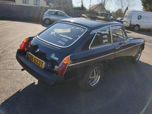 1979 MGB GT ReAdvertised lower price For Sale