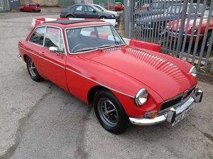 1973 MG MGB GT MGBGT *DEPOSIT TAKEN * For Sale