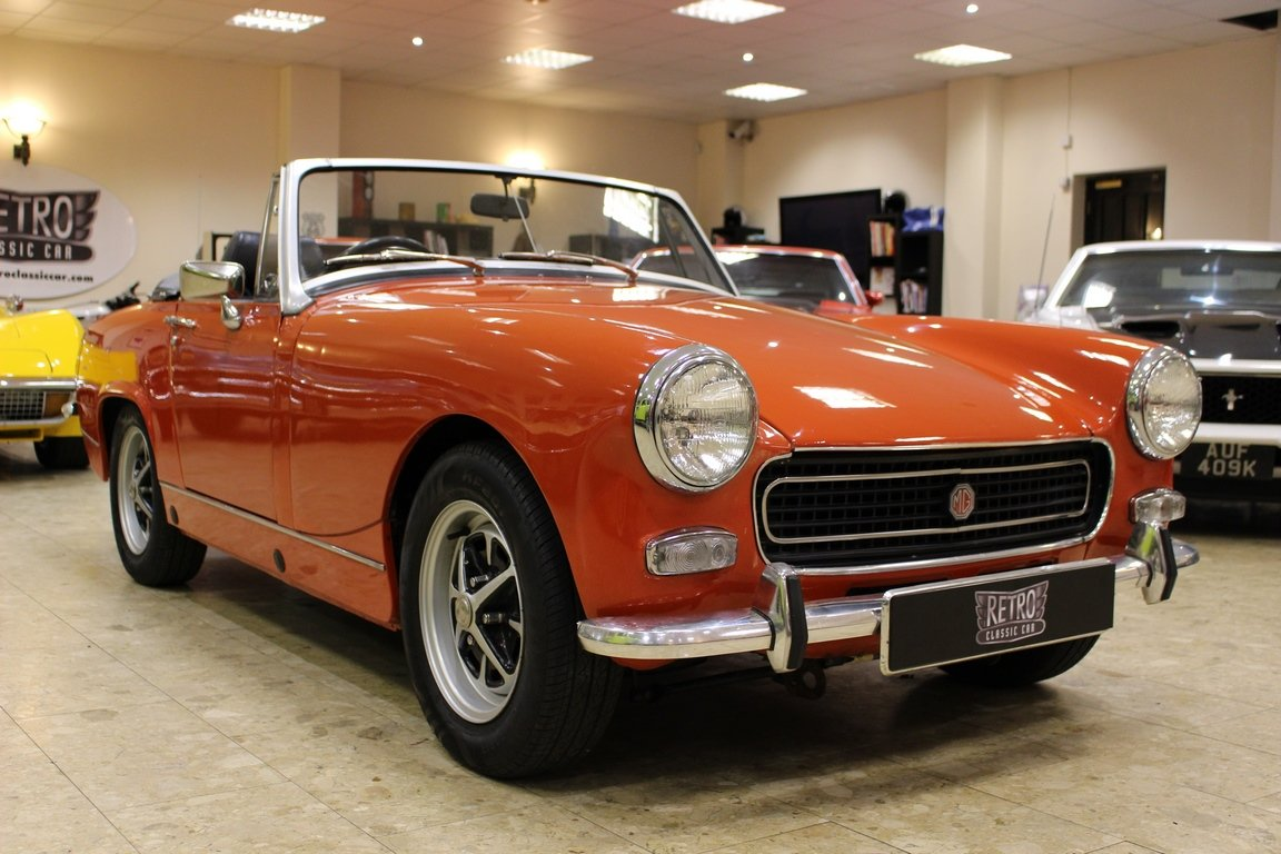 1976 MG Midget 1500 For Sale (picture 1 of 6)