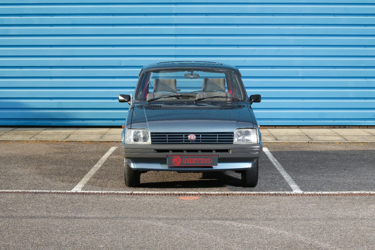 1986 MG Metro -12384 miles For Sale (picture 1 of 6)