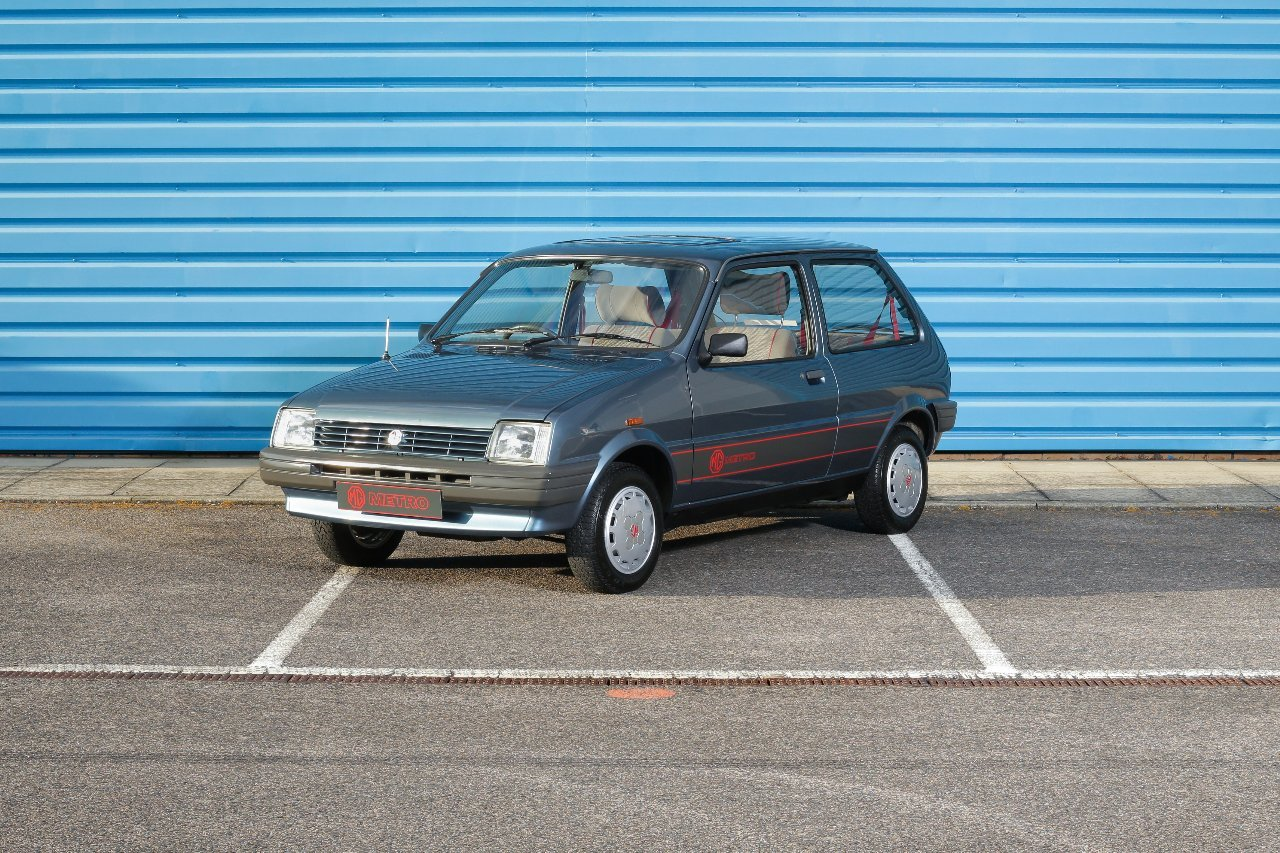 1986 MG Metro -12384 miles For Sale (picture 2 of 6)