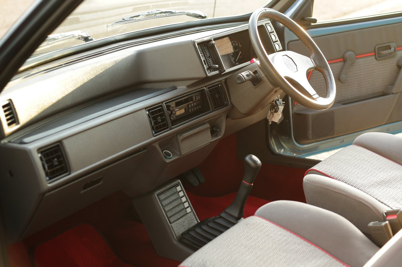 1986 MG Metro -12384 miles For Sale (picture 4 of 6)