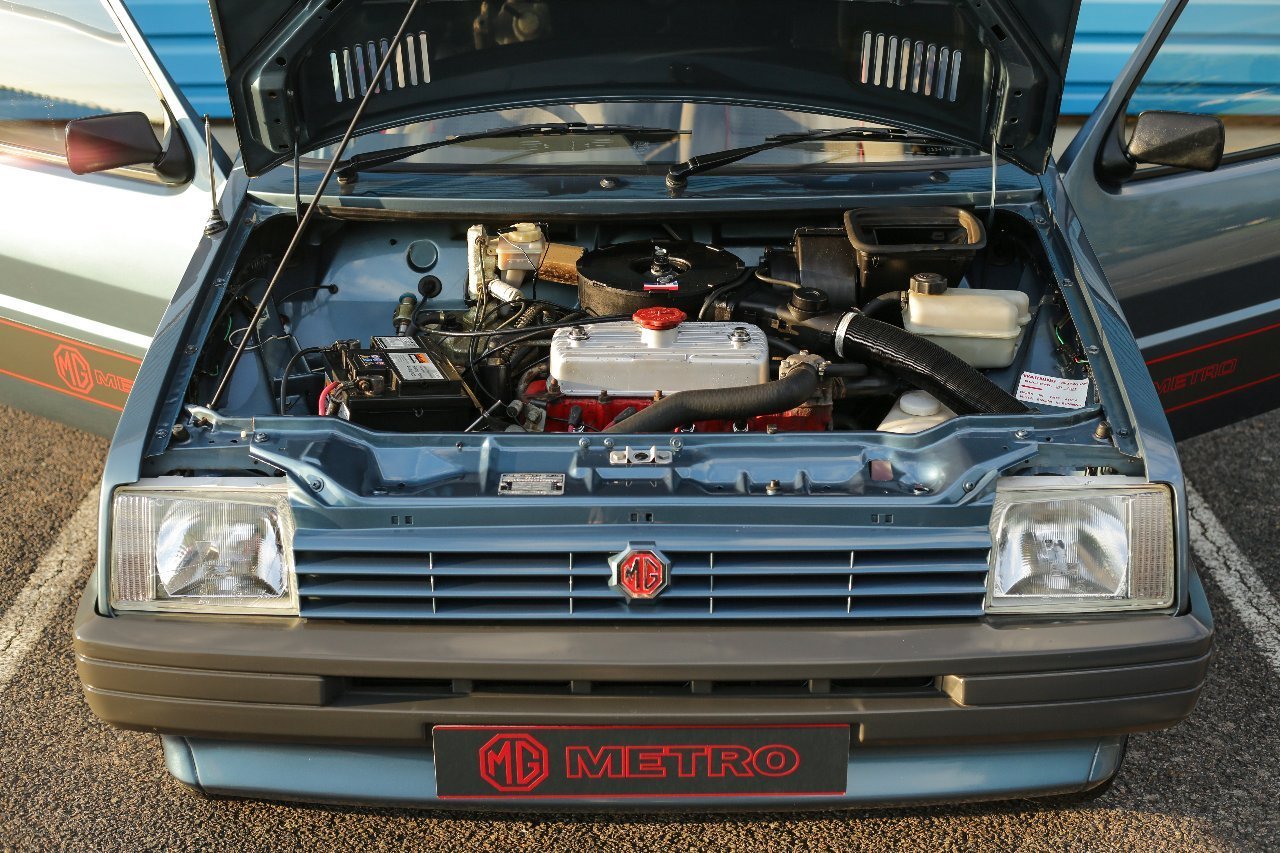 1986 MG Metro -12384 miles For Sale (picture 5 of 6)