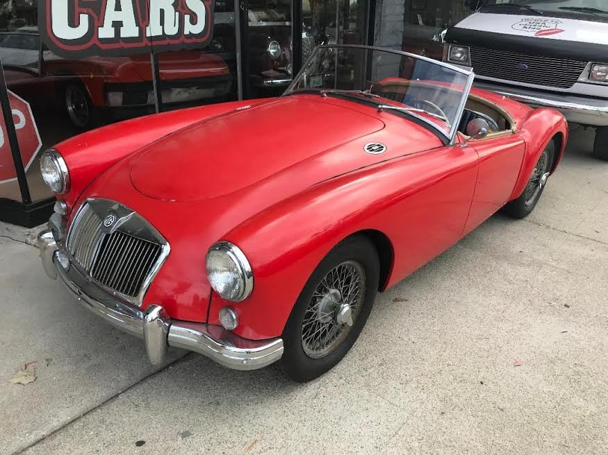***1959 MGA Roadster 1500  For Sale (picture 1 of 5)