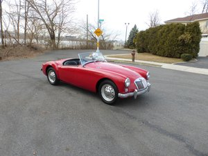 1959 MG A 1500 Older Restoration Nicely Presentable - For Sale