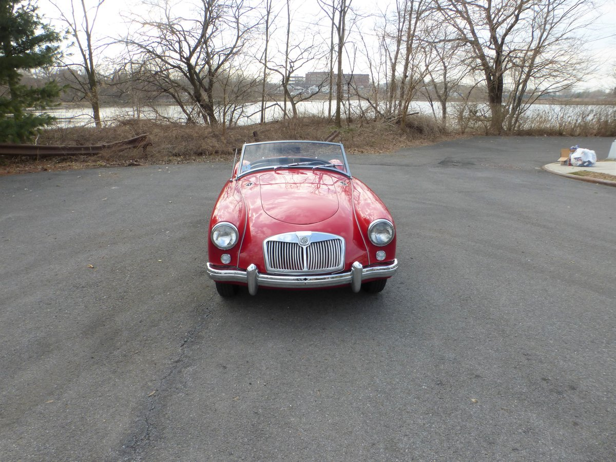 1959 MG A 1500 Older Restoration Nicely Presentable - For Sale (picture 2 of 6)