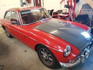 1966 MK1 MGB GT  For Sale