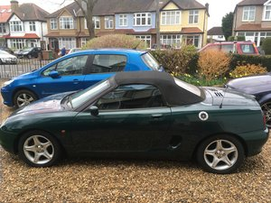 1996 MGF  For Sale