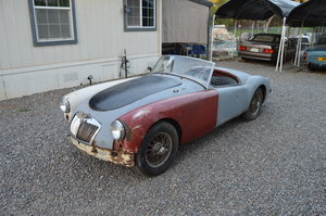 1959 MGA Roadster SOLD