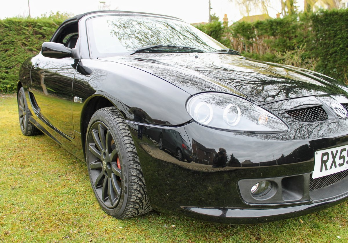 2010 MG TF LE500 For Sale (picture 1 of 6)