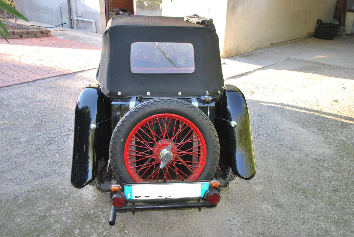 Mg pa midget 1934 For Sale (picture 4 of 6)