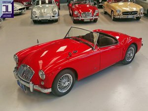 1959 MG A 1500 ROADSTER JUST TOTALLY RESTORED For Sale