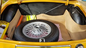 1974 MGB Roadster For Sale