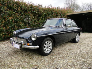 1975 MGB GT ready for day to day drive For Sale