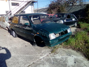 1990 MG 1300 Project