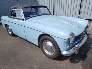 1963 mg miget fully restored For Sale
