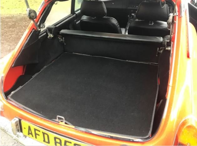 1973 MGB GT  For Sale (picture 6 of 6)