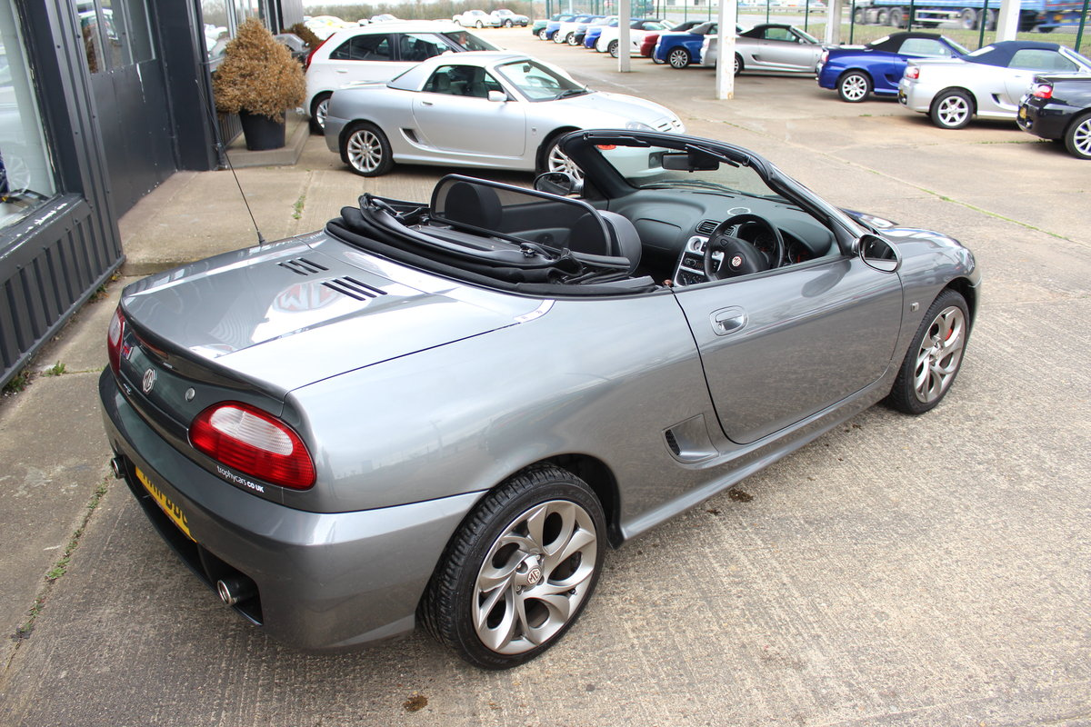 MG TF LE 2011 ONLY 11,900 MLS,MOT-CAMBELT-SERVICE 1YR RAC  SOLD (picture 3 of 6)