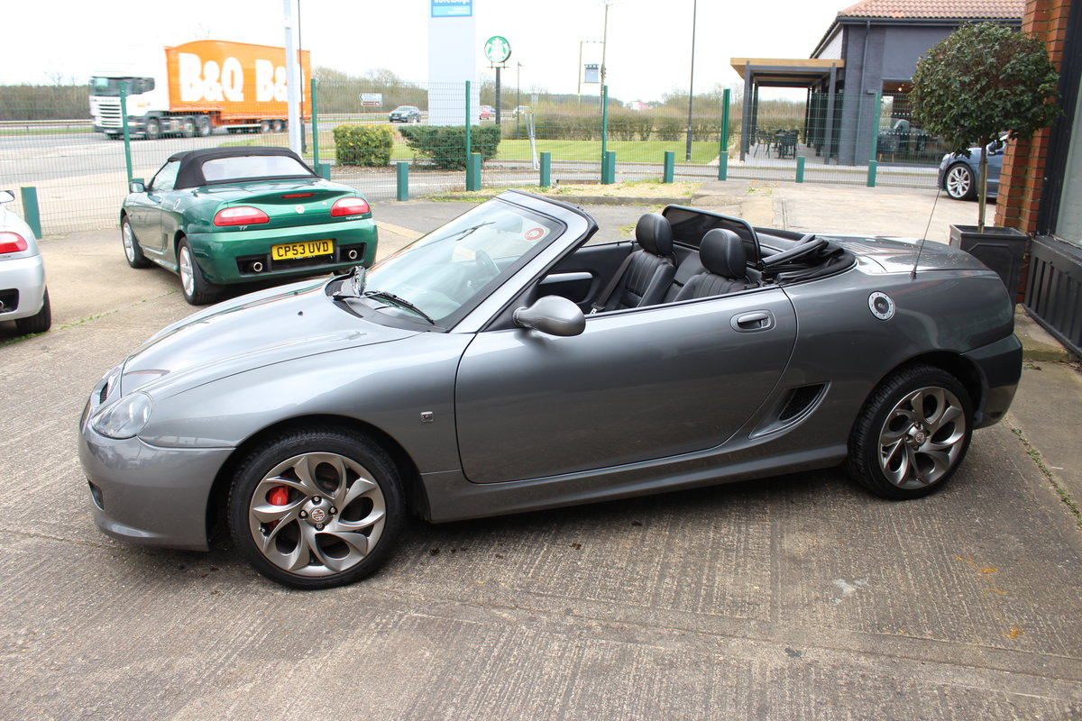 MG TF LE 2011 ONLY 11,900 MLS,MOT-CAMBELT-SERVICE 1YR RAC  SOLD (picture 6 of 6)