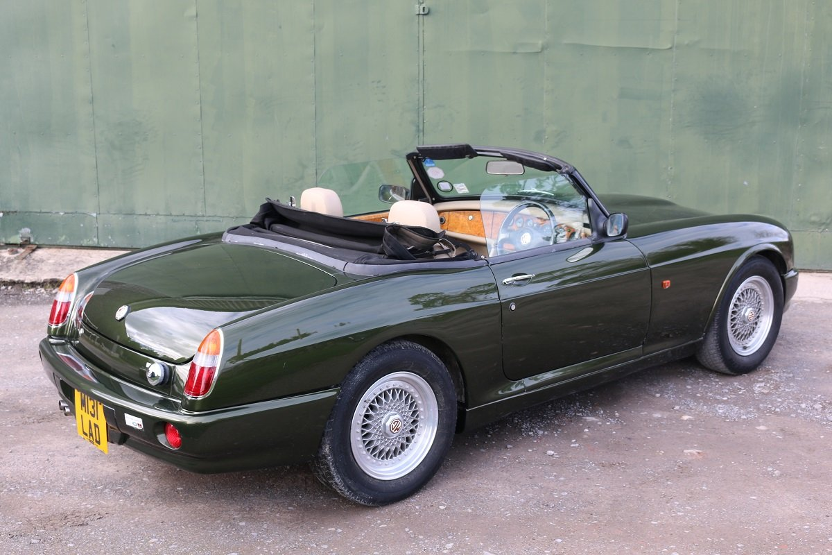 1995 MG RV8,Just 19k miles,extensive history. For Sale (picture 6 of 6)
