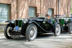 1947 MG TC for sale superb condition