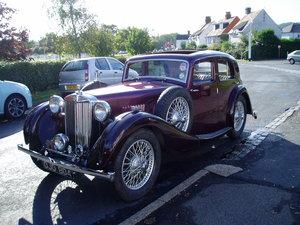 1936 Mg va saloon 0251 For Sale