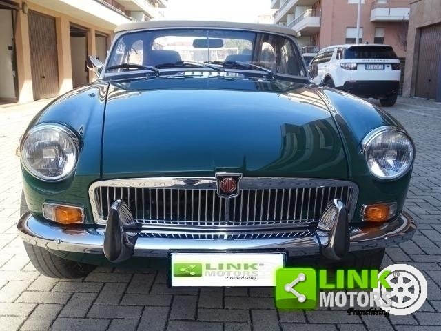 MG B ROADSTER DEL 1978 For Sale (picture 3 of 6)