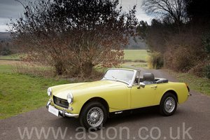 1974 MG Midget SOLD