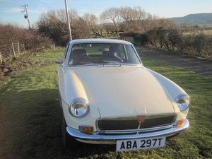 MGBGT 1978 For Sale