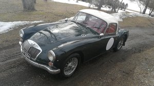 1960 MG MGA Coupe